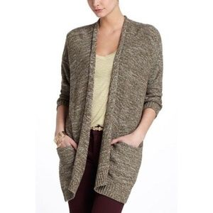 Sparrow Whistler Sweater Anthropologie Cardigan L